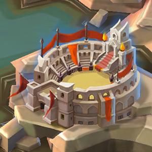 Lords mobile best treasure trove option