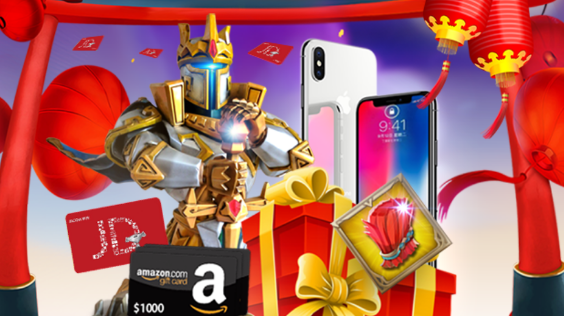 Lords Mobile Event: Come Spin the Slots of Fortune! - Lords Mobile