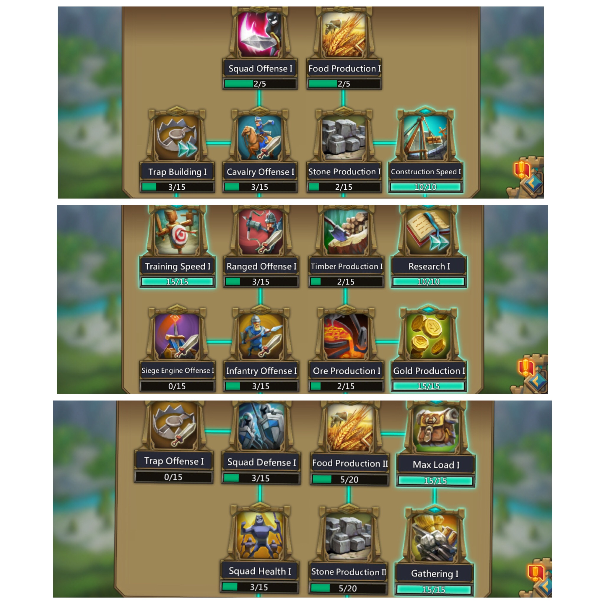 Choosing the Right Talent Points - Lords Mobile