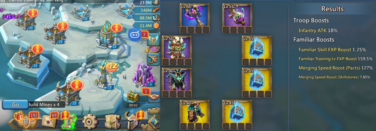 How to Develop Familiars for F2P and Small P2P Players
