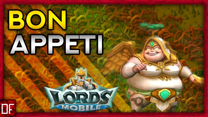 Video Guide] The team for Bon Appeti! - Lords Mobile